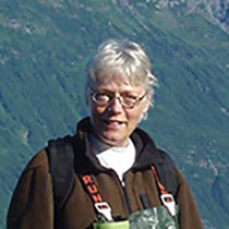 Photo of Mary Stensvold